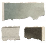 Torn paper Stock Photography