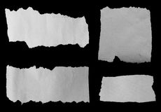 Torn papers Royalty Free Stock Image