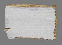 Torn rip paper. Pieces of torn rip paper texture background, with space for text Royalty Free Stock Photography
