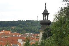 torn två Royaltyfri Bild