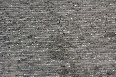 Torn up road surface texture Royalty Free Stock Images