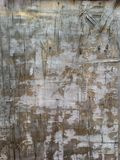 Torn wooden background Royalty Free Stock Image