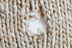 Torn wool Stock Images