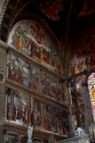 Tornabuoni Chapel Stock Images