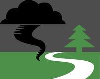 Tornado Lizenzfreie Stockbilder