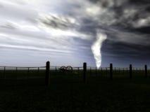 Tornado 2 Immagini Stock Libere da Diritti