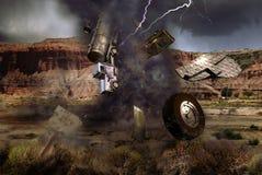 Tornado Royalty-vrije Stock Fotografie