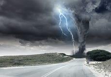 tornado imagen de archivo