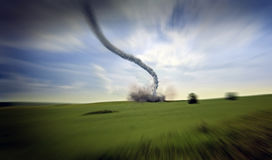 Tornado Royalty Free Stock Photo