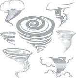 Tornado Collection Stock Photo