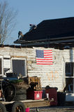Tornado damage in Henryville, Indiana Stock Photography