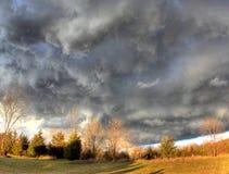 tornado day2 zegarek Zdjęcia Royalty Free