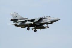 Tornado de la Royal Air Force Imagen de archivo libre de regalías