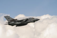 Tornado de la Royal Air Force Imagen de archivo