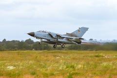 Tornado de Panavia en OTAN Tiger Meet 2014 Fotografía de archivo libre de regalías