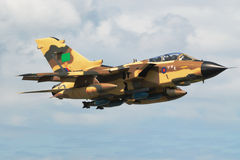 Tornado fast jet Stock Image