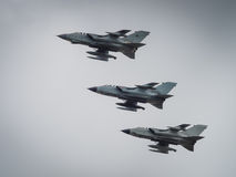 Tornado jet fighters Stock Photo