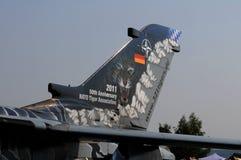 Tornado pa-200 van Panavia - Tigerjet 2011 Stock Afbeeldingen