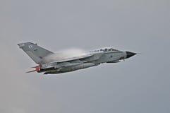 Tornado Samolot Zdjęcie Stock