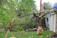 Tornado-Schaden in St. Louis