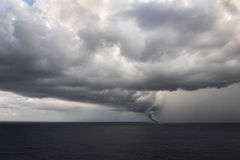 Tornado at Sea Stock Photos