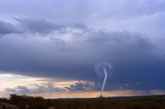 Tornado Storm Funnel Cloud Weather Royalty Free Stock Photography