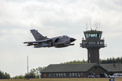 Tornado take off Royalty Free Stock Images