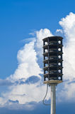 Tornado warning siren Stock Images