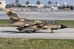 Tornado in Woestijn Camoflage royalty-vrije stock foto