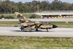 Tornado in Woestijn Camoflage royalty-vrije stock afbeeldingen