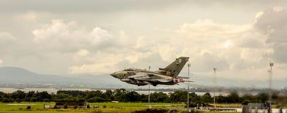 Tornadogr4 Straal royalty-vrije stock fotografie