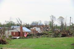 Tornados in St. Louis Lizenzfreie Stockfotos