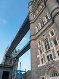 Tornbro London - materielbild Arkivfoton