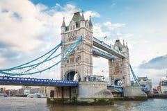 Tornbro, London, UK royaltyfri bild