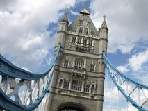 Tornbro London UK Royaltyfri Fotografi