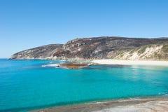 Torndirrup国家公园阿尔巴尼澳大利亚 免版税库存图片