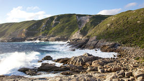 Torndirrup Coast Royalty Free Stock Photos