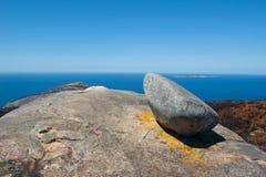 Torndirrup National Park Albany Australia Stock Image