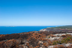 Torndirrup National Park Albany Australia Royalty Free Stock Photo