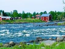 Torne Fluss Stockfotografie