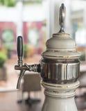 Torneira cerâmica da cerveja Imagem de Stock Royalty Free