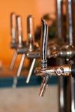Torneira da cerveja Fotos de Stock Royalty Free