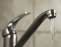 Torneira de água Imagem de Stock