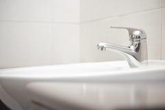 Torneira de água Foto de Stock
