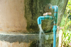 Torneira de água em Tailândia Imagem de Stock
