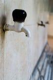 Torneira de água plástica da mesquita Imagem de Stock Royalty Free