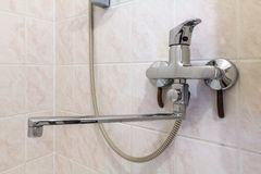 Torneira do chuveiro Imagem de Stock