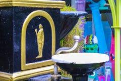 Torneira do metal da água bebendo direta Imagem de Stock Royalty Free