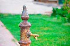 Torneira oxidado Imagem de Stock Royalty Free