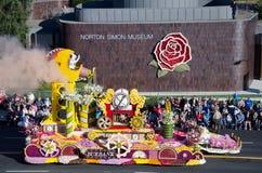 Torneo 2012 de las rosas Desfile-Burbank Imagen de archivo libre de regalías